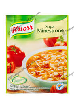 Portuguese Knorr Minestrone Soup