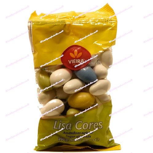 Sugar Almonds Lisa Cores