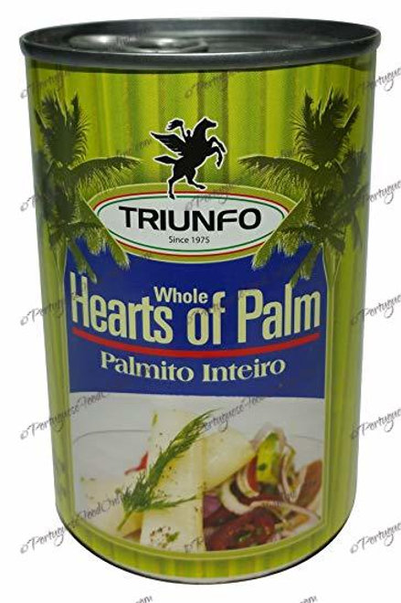 Whole Hearts of Palm