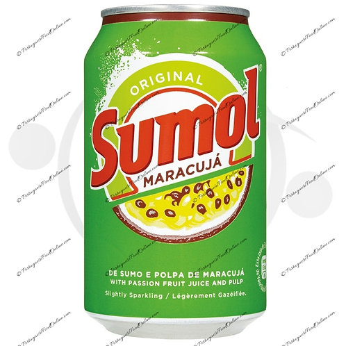 SUMOL Passion Fruit Flavor