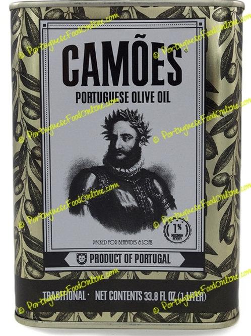 CAMÕES Portuguese Olive Oil Can