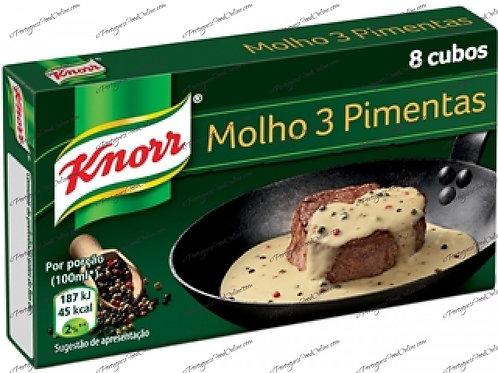 Knorr Molho 3 Pmentas