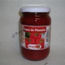 Portuguese Pepper Paste (Massa de Pimentão)