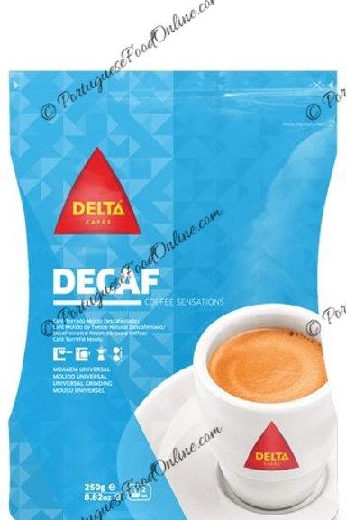 Portuguese Delta Coffee Decaf ground