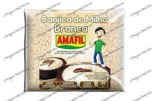 """White Corn """"Canjica"""""""