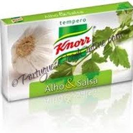 Knorr Cubos Seasoning Alho e Salsa