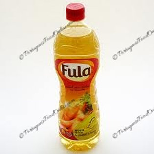 "Portuguese ""FULA"" Vegetable Oil"