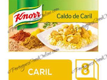 Knorr Caldo de Caril
