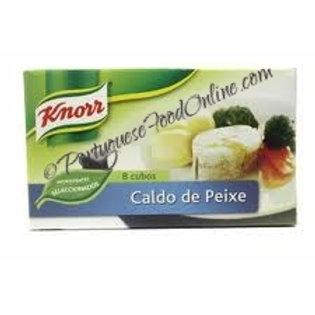 Knorr Cubos Caldo de Peixe