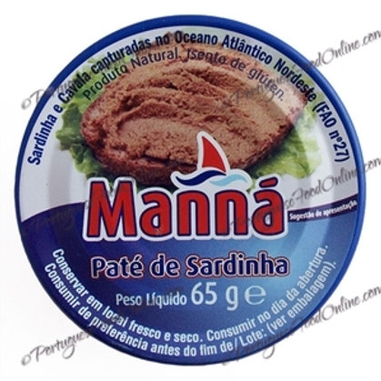 Manná Sardine Paté