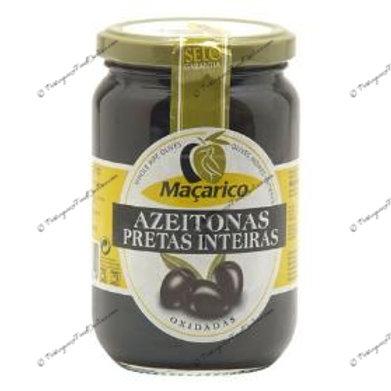 Portuguese Black Olives