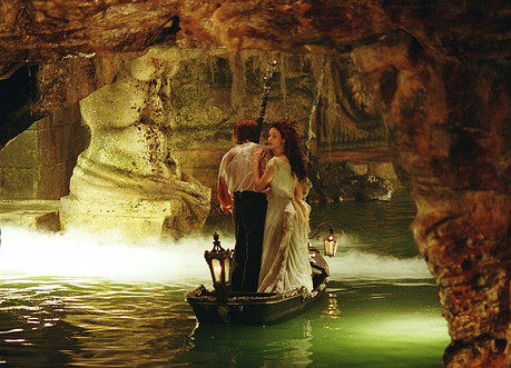 Opera Garnier's secret lake revealed by Google Maps