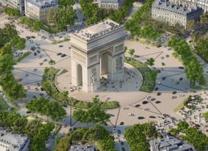 A glimpse into the future of Paris