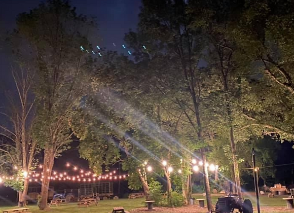 7/29 7:30p Yoga + Lights