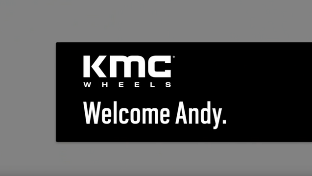 KMC welcomes Andy Mcmillin to the team