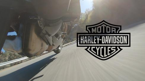 2021 Harley Davidson Pan American commercial