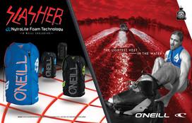 Oneill Slasher ad