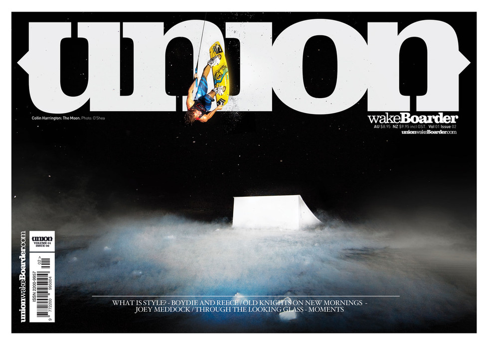 Union Mag cover