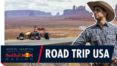 RedBull Road Trip USA - part 1