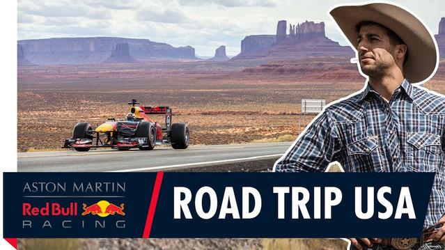 RedBull Road Trip USA - part 1