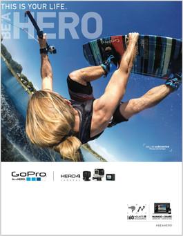 GoPro Hero4 ad