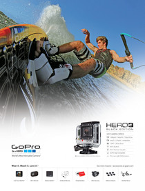 GoPro Hero3 ad