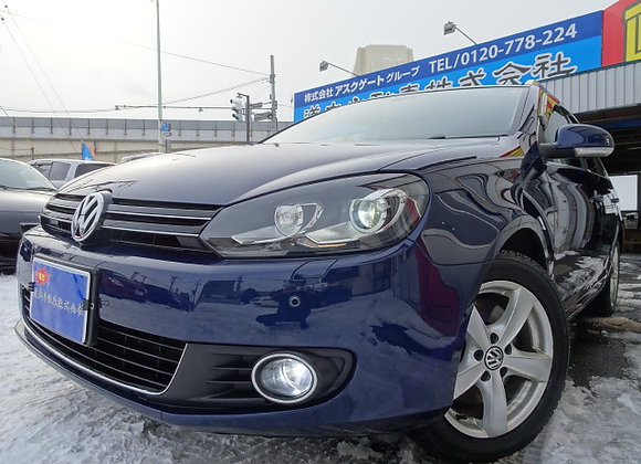 Volkswagen Golf Variant TSI Comfortline Premium Edition