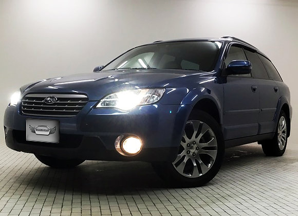 Subaru Outback 2.5i L Ivory Leather Selection 4WD