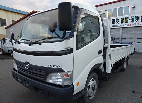 Hino Dutro Low Floor Turbo Diesel