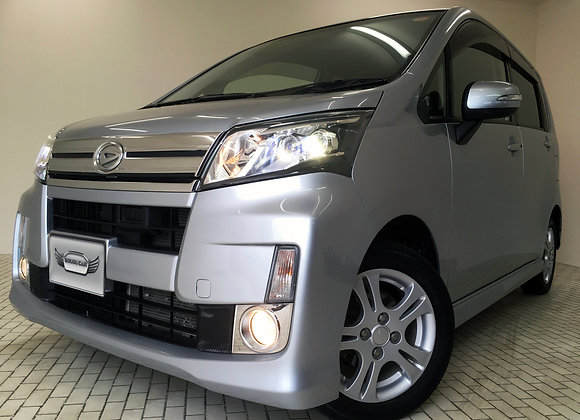 Daihatsu Move Custom X Limited SA