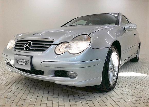 Mercedes-Benz C200 Kompressor Coupe