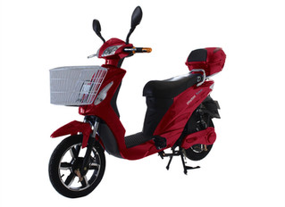 Scooters and e-bike batteries