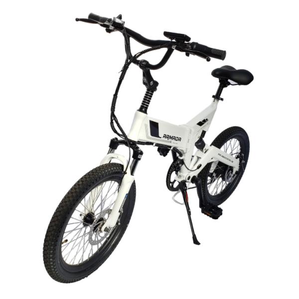 Striker Folding E-Bike Bike