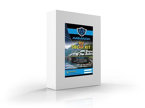 Armada 100 watt solar kit