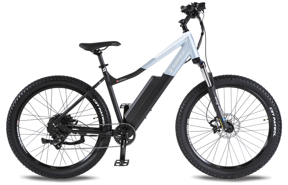 Surface Shred 48 volt electric bike abbotsford