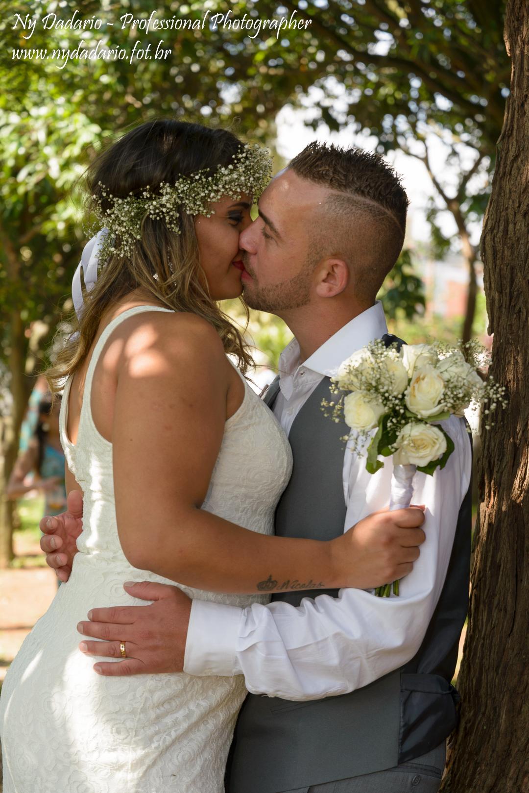 Cobertura Cerimonia Casamento Sitio