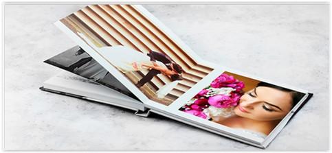 Editoração e Impressão de àlbuns Fotográficos