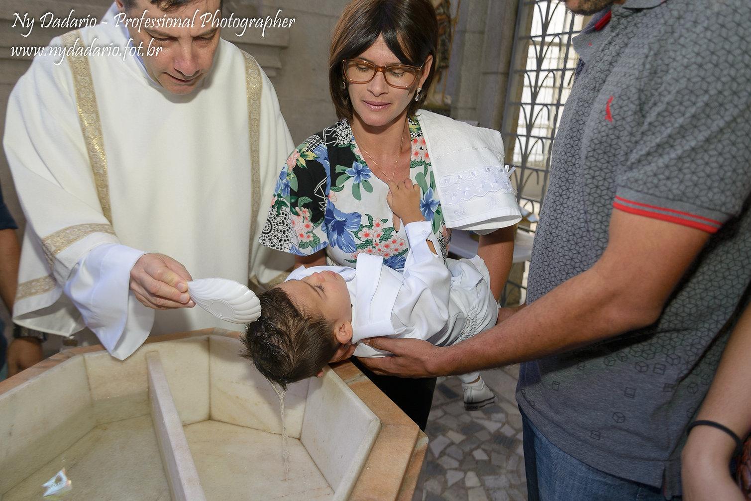 Cobertura Fotográfica e de Filmagem de Batizado em igrejas e templos no tatuapé, zona leste de São Paulo