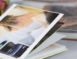 Photobook - 700g/m2 - Abertura Panorâmica - Papel Fotográfico - Silk, Perolizado ou Fosco