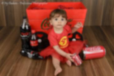 Book de Acompanhamento do Bebê mesversário em estúdio fotográfico localizado no tatuapé , zona leste de São Paulo