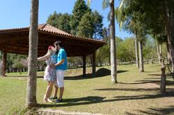 Book de Casal Parque - pré-weeding