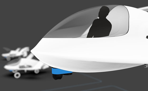 THE WASHINGTON POST: Jet-Makers are Preparing for a World with On-Demand, Pilotless Air Taxis
