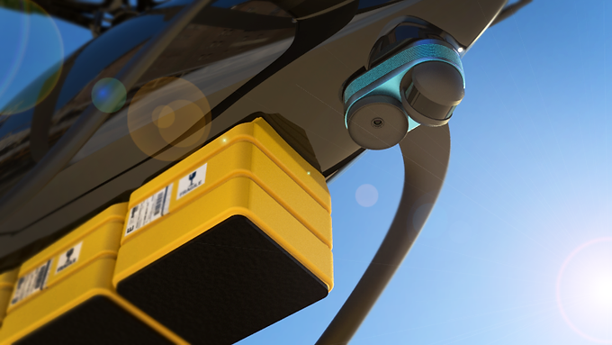 FUTURISM: Boeing's New Prototype Cargo Drone Can Carry up to 500 Pounds