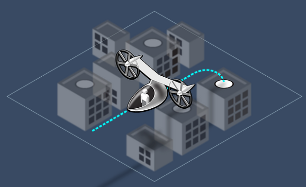 SCIENTIFIC AMERICAN: Forget Flying Cars: Passenger Drones May Be Hovering Soon at a Location Near You