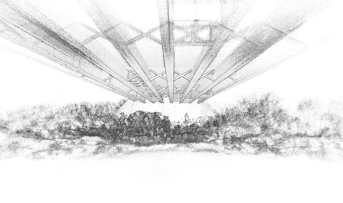 Bridge Inspection Point Cloud