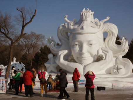 The Big Freeze: How to Visit Harbin Ice and Snow Festival in China