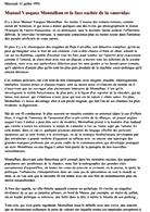 Mercredi 31 juillet (627) Manuel Vasquez Montalban et la face cachée de la «movida» 