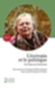 Tanguy DE WILDE D'ESTMAEL (dir.), L'écrivain et le politique. Six essais sur Yourcenar, Avant-propos de Jacques De Decker