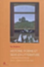 Histoire, Forme et Sens en Littérature : la Belgique francophone (tome2)