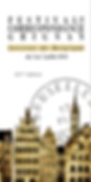affiche de l'édition 2018 du festival de correspondance de Grignan. Elle est réalisée par Fanny Mussillon, sous la direction bienveillante de son professeur Frédéric Mansot, de l'école Emile Cohl à Lyon.